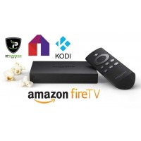 Fire TV W/ Kodi, Mobdro, & IP Vanish