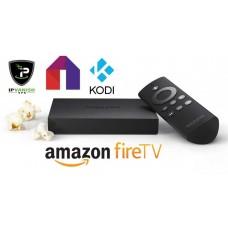 Fire TV W/ Kodi, Mobdro, & IP Vanish